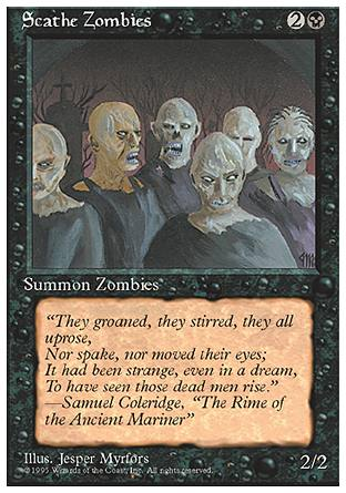 Scathe Zombies