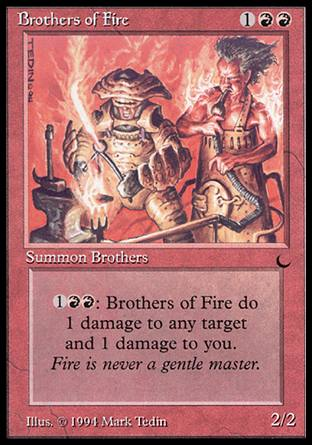 Brothers of Fire