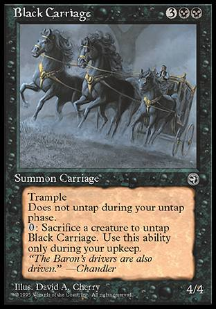 Black Carriage