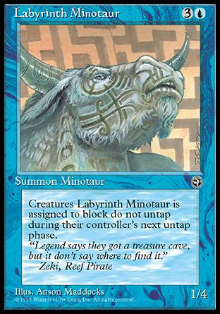 Labyrinth Minotaur (2)
