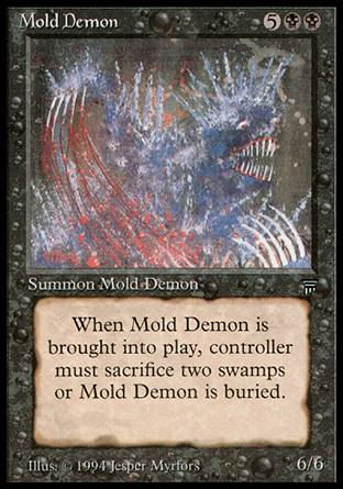 Mold Demon