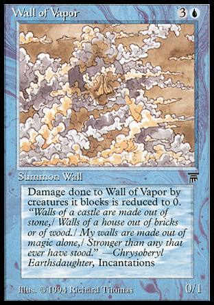 Wall of Vapor
