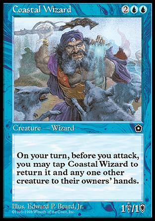 Coastal Wizard