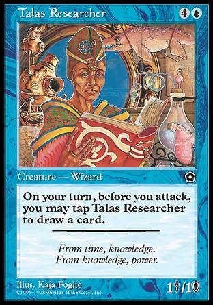 Talas Researcher