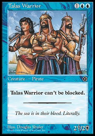 Talas Warrior