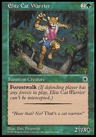 Elite Cat Warrior (2)