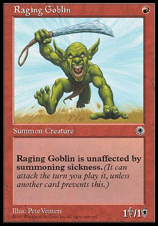 Raging Goblin (1)