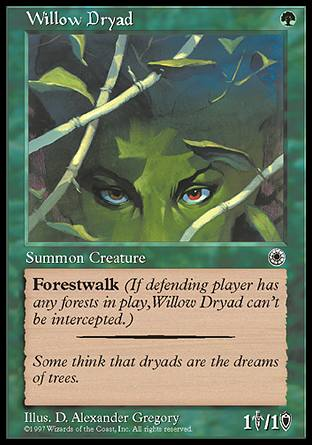 Willow Dryad