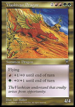 Viashivan Dragon